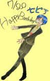 セピアさんHappy Birthday