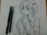 筆描きゆかり