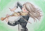 バイオリン、やりたいなぁ♪