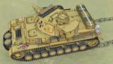 黒森峰 IV号C型 継戦支援車 上から