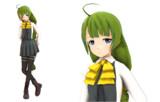 【MMD艦これ】夕雲 甲型カラー