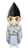 「魔界」に登場する陰陽師・安倍晴明(公式イラスト)