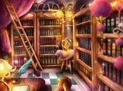 魔術図書室