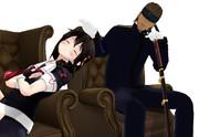 スヤスヤと寝ている天使さんか・・・。