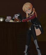 Admiral・・・宜しければ御一緒しませんか? 【つみだんご式プリンツ・オイゲン】