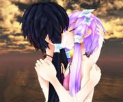 2人は幸せそうなキスをした