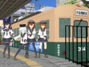 8月22日はチンチン電車の日なのです