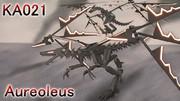 【MMD兵器】KA021 Aureoleus / アウリオレウス 【使い魔】