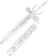 自作中二武器 ゼス・ケラゥ