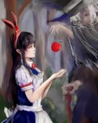 不思議の国の白雪姫