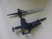 ジンハイマニューバ 武器