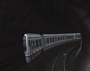 E217系トンネル内生き埋め廃車事件
