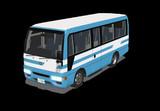 【MMD】中型輸送車(警察)作成中 2