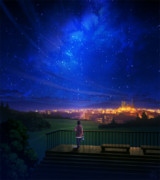 星の降る丘で