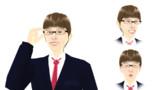 【MMDモデル配布】表情モーフ搭載エキストラ:WEP式HyperB介
