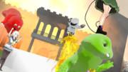 【MMD制作者のUNO大会】響提督×ソロバンの悪夢【ステ霜番外編×響提督の日常】