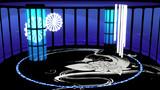 【MMD】水中椿ステージ【ステージ配布】