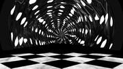 【MMDステージ配布】イルミトンネル ST04【AL対応】