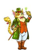 ケットシー/猫の王