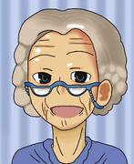クッキーキチおばさん