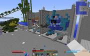 【Minecraft】グフカスを作ってみた