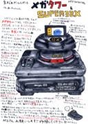 気まぐれゲームレポート 48 「メガタワー&SUPER32X」