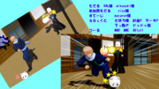 【MMD銀魂】ドキめも2の参加賞で遊んでみた♡