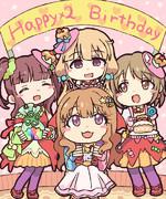 Happy×2 Birthday