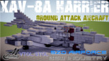 【minecraft軍事部】XAV-8A Harrier