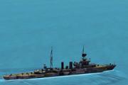 需要のない巡洋艦をつくってみた。