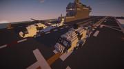 【Minecraft】SH-60Jのような何か