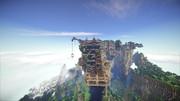 【Minecraft】Magic Amber World part1【steampunk】