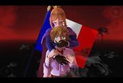 フランス娘とリサ