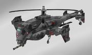 近未来戦闘ヘリ