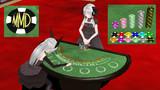 【MMD】カジノ チップ【配布】