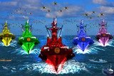 超弩級船隊