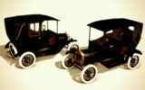 「Ford Model T Town Car(仮)」配布