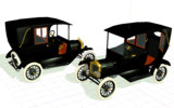 Ford Model T Town Car(エフェクトなし)