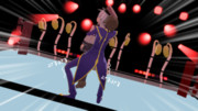 ルルーシュ渾身のバックドロップ【響提督の日常×あがのけ】