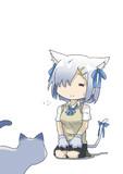 猫浜風と猫 その4