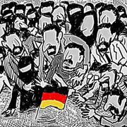 目指すはドイツ!