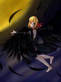 黒翼の天使