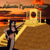 MMD Atlantis Pyramid Stage