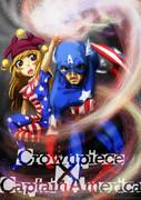 クラウンピースxキャプテンアメリカ
