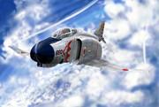 戦闘機かいてみた F-4EJ改ファントム(ver1.5)