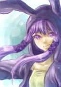 リンちゃん(紫)