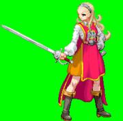 【ドラクエ10】勇者姫アンルシア