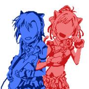 *(Asterisk)【シルエット画風】