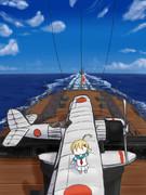 水上偵察機