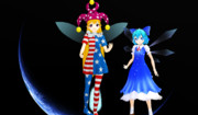 9月9日はチルノの日! 最強と最狂の妖精